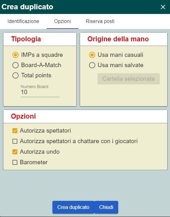 Dupli-organizzare